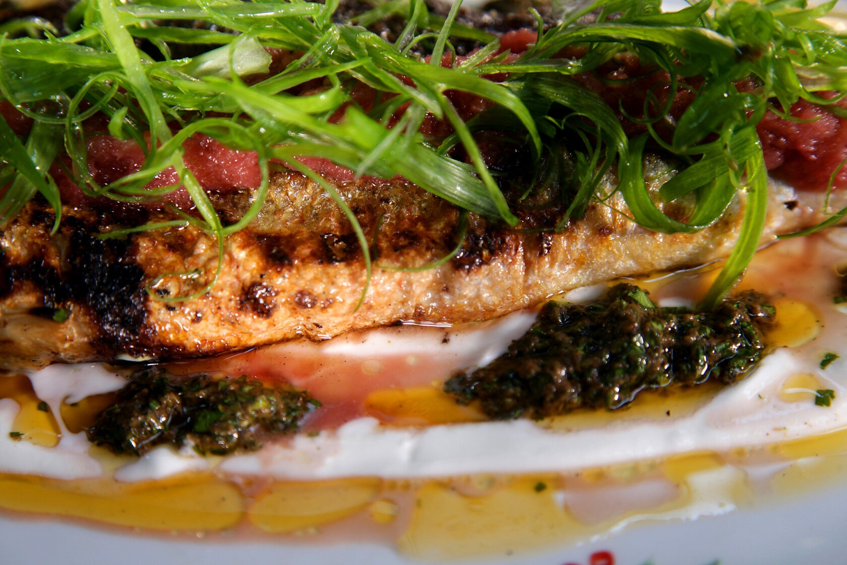 Review: Jonathan Gold is intrigued by the Israeli-inspired
