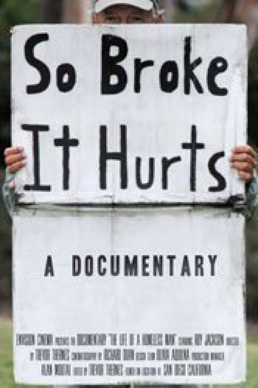 So Broke it Hurts Documentary