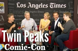 """Twin Peaks"" Cast Talks About Working With David Lynch"
