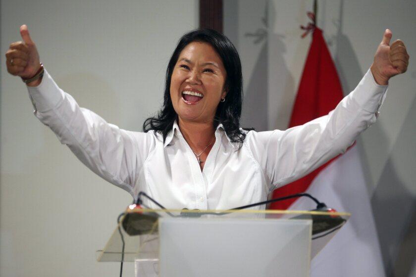 General elections in Peru