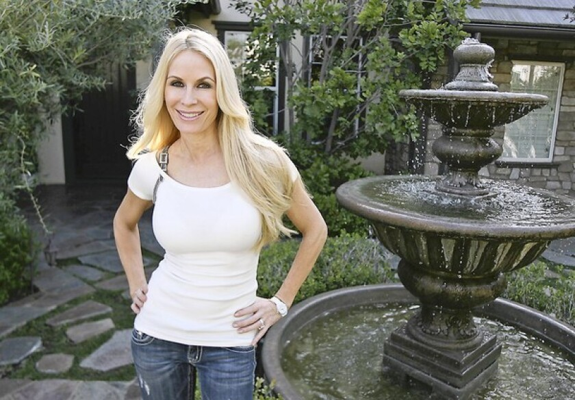 Irvine's Peggy Tanous, the newest member of Bravo's Real Housewives of Orange County.