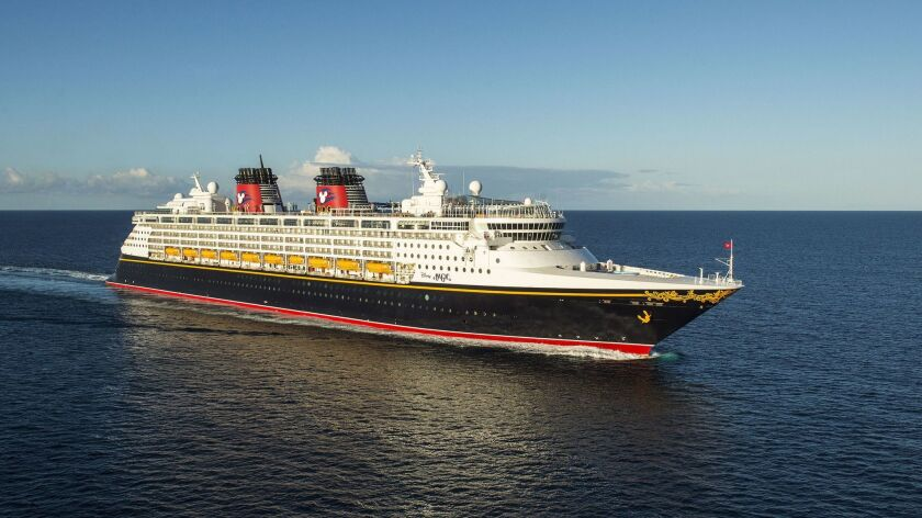 In early 2019, the Disney Magic will sail on voyages from Miami to the Bahamas, and from Miami to the western Caribbean.