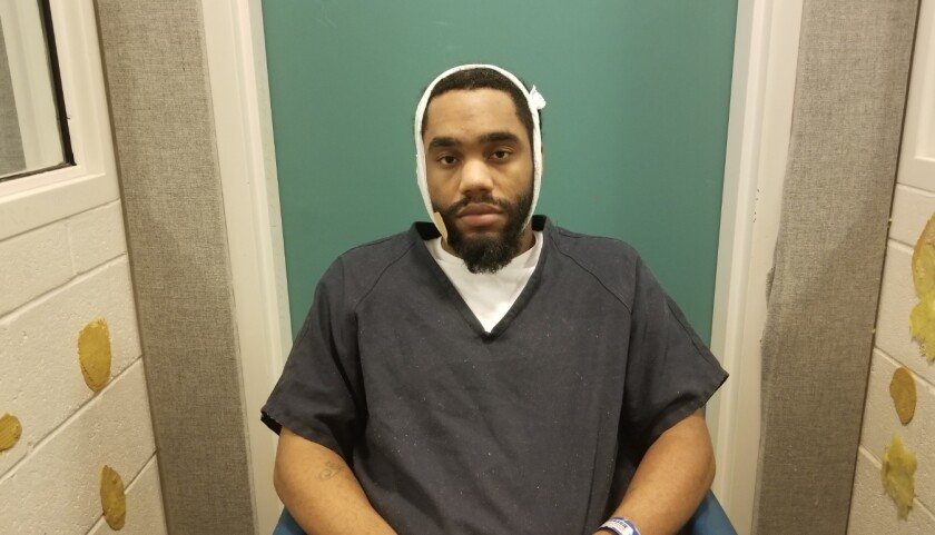 Miguel Lucas said in a series of formal complaints that he was assaulted June 4 by an inmate who was known to be violent and so should not have been placed in his housing unit. The inmate bit him in the face.