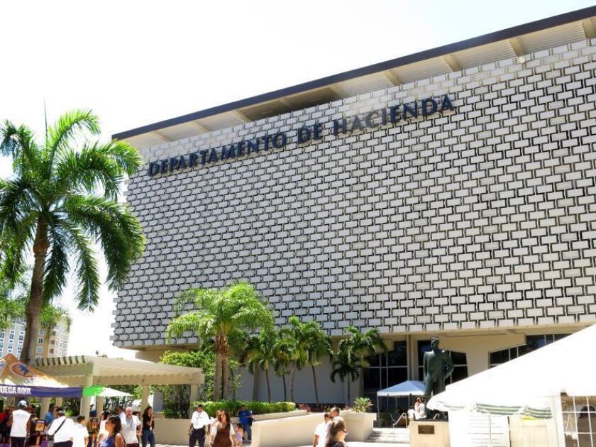 Hacienda P.Rico avanza en reclamaciones a Beneficio de Retención de Empleados