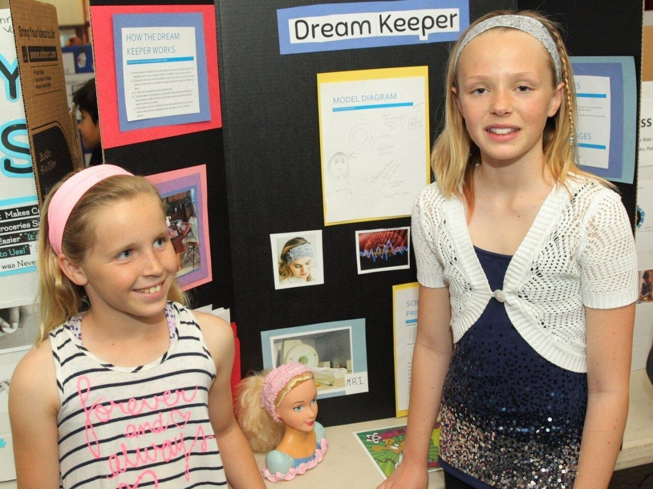 Dream Keeper by Bailey Nelson and Bryn Pallia