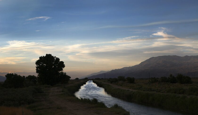 The Los Angeles Aqueduct