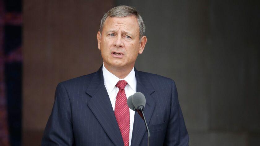 Chief Justice John G. Roberts Jr.