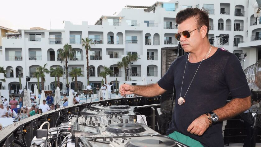 ME Cabo Celebrates #10YEARSOFME With A Line Up Of Art, Fashion And Music Including An Exclusive Performance By Paul Oakenfold