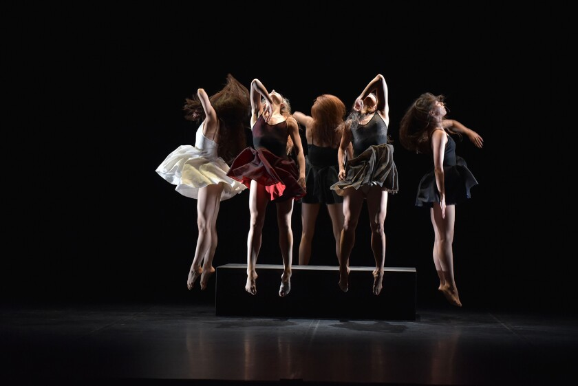 Ballet Preljocaj in La Fresque