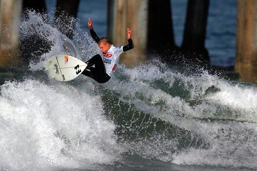 2009 Hurley U.S. Open of Surfing