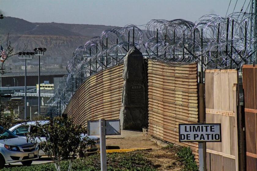 """El presidente de Estados Unidos, Donald Trump, consideró hoy que """"este sería un muy buen momento"""" para un cierre de la Administración si no se consiguen los fondos para construir el muro en la frontera con México. EFE/ARCHIVO"""