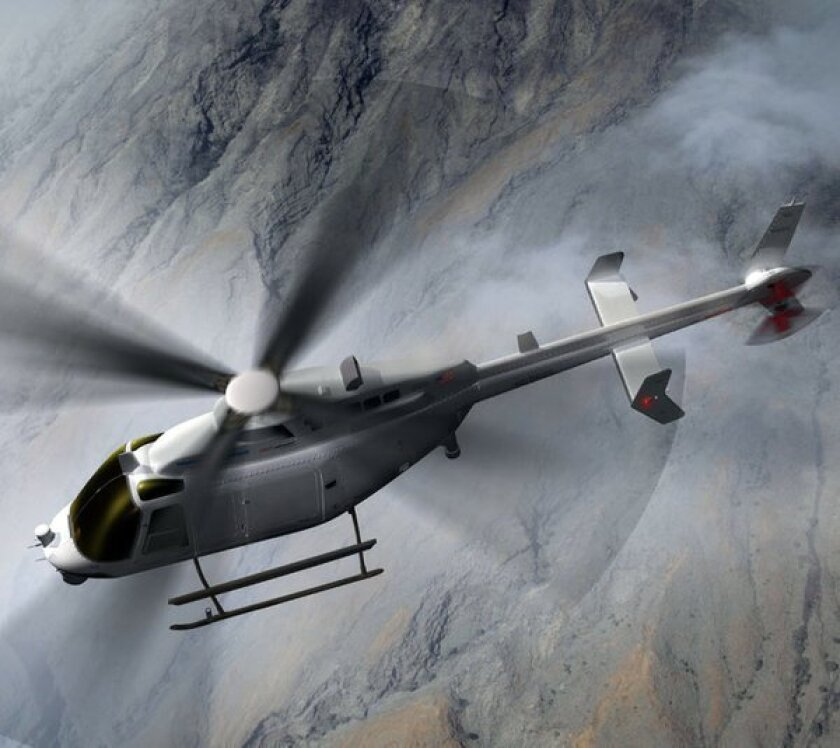 Northrop Grumman's Fire X.