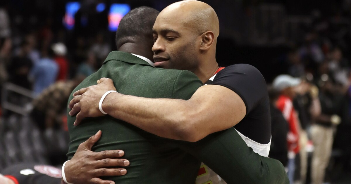 Vince Carter retires after record 22 NBA seasons