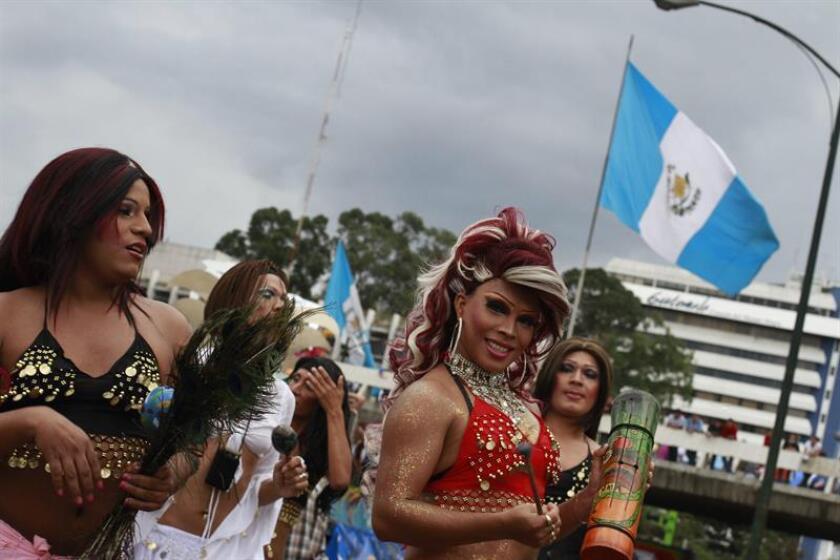La Comisión Interamericana de Derechos Humanos (CIDH) repudió hoy el asesinato en Guatemala de la activista trans Evelyn Zulma en un contexto de aumento de homicidios de mujeres transexuales en el país centroamericano. EFE/Archivo