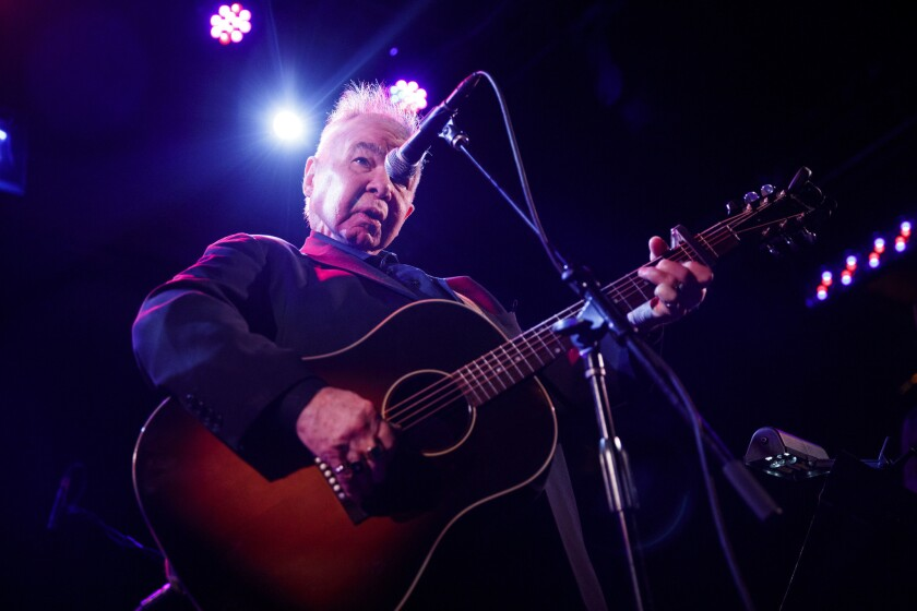 A musical tribute to John Prine
