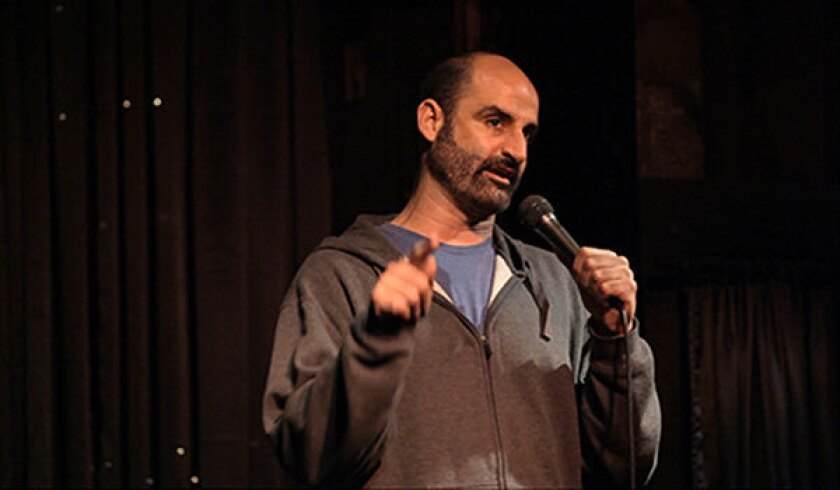 "Brody Stevens stars in the new reality series ""Enjoy It."""