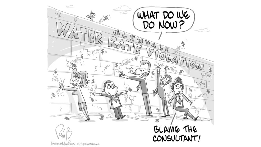 """Final cartoon """" Under Pressure"""" to be published in GNP on 1-19-19. (Bert Ring)"""