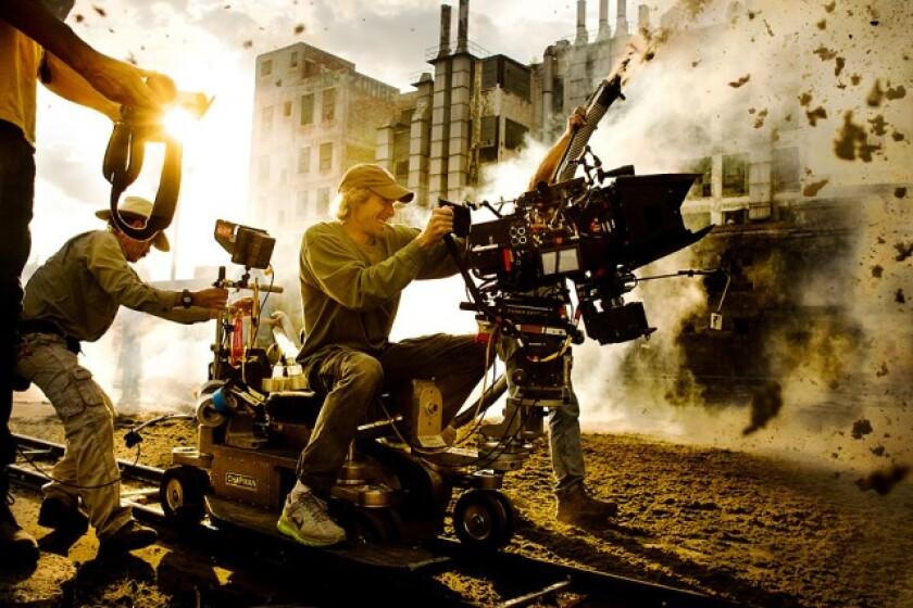 Michel Bay ha dirigido Pearl Harbor y Transformers y Bad Boys, entre otras.