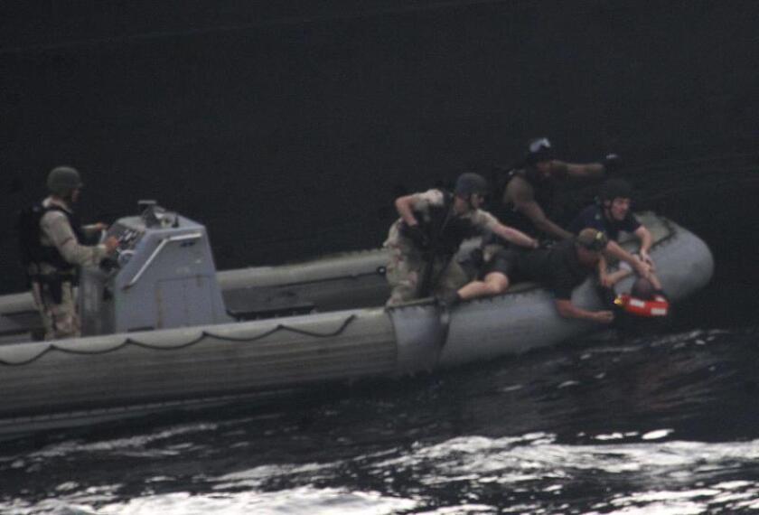 Los tripulantes de barco incendiado en EEUU con 34 muertos estaba dormidos