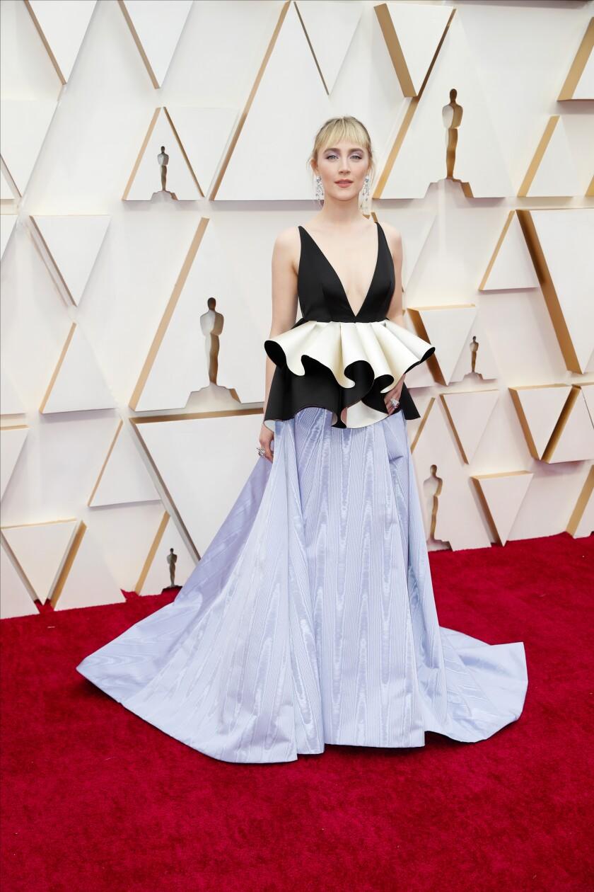 Miss: Saoirse Ronan