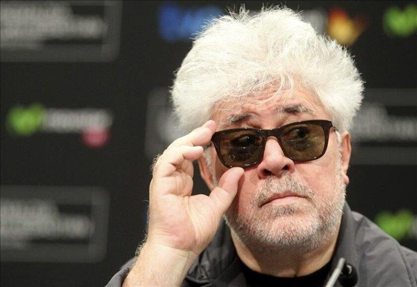 Spanish filmmaker, Pedro Almodóvar. EFE/File