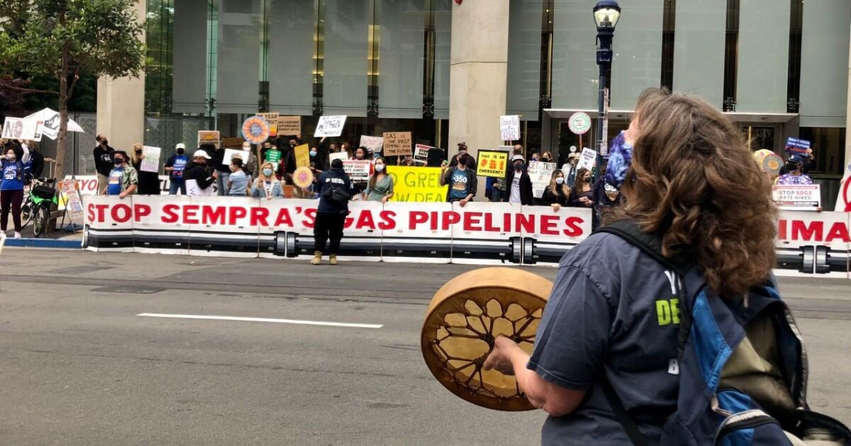 Sempra shareholders vote down Paris climate proposal