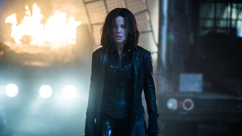 'Underworld: Blood Wars'