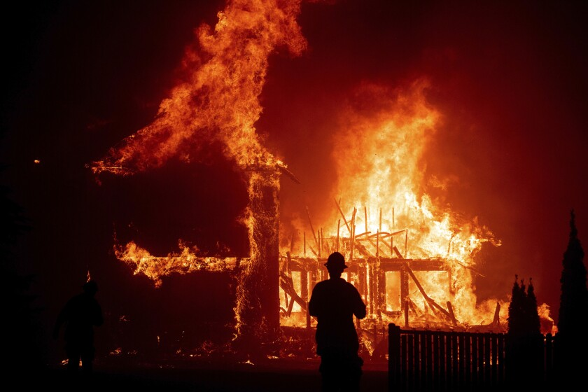 California Wildfires-Legislation