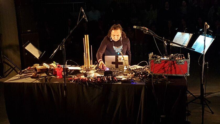 Guillermo Galindo sound artist