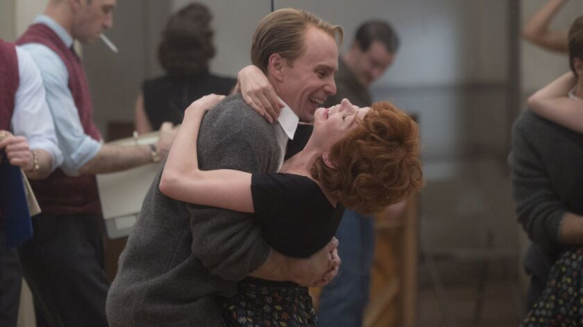 """FOSSE VERDON """"Who's Got the Pain"""" Episode 2 (Airs Tuesday, April 16, 10:00 pm/ep) -- Pictured: (l-r)"""