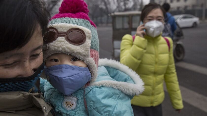 Beijing Issues Red Alert On Air Pollution For The First Time