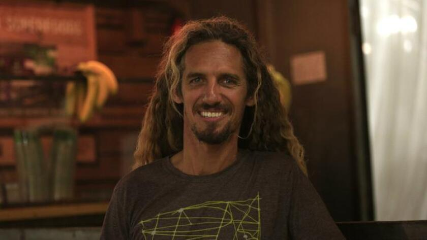 September 19th, 2015 Del Mar, CA-| Professional surfer Rob Machado at Kaboo Del Mar. | Photo by David Brooks/ The San Diego Union-Tribune MANDATORY PHOTO CREDIT DAVID BROOKS / THE SAN DIEGO UNION-TRIBUNE; ZUMA Press. (David Brooks San Diego Union-Tribune)