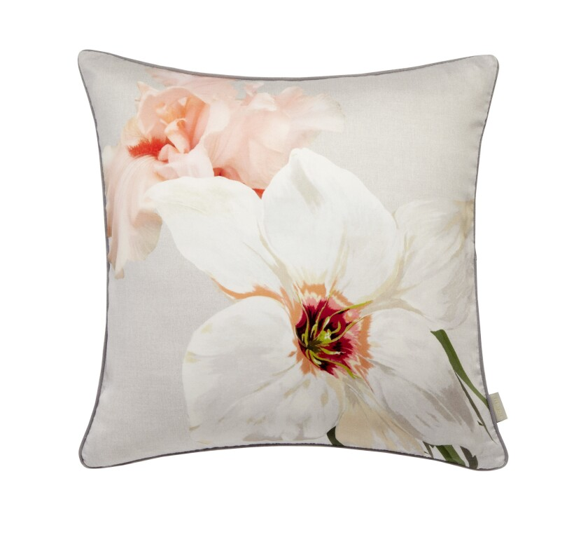 The Chatsworth Bloom cushion from Ted Baker London. Credit: Ted Baker London