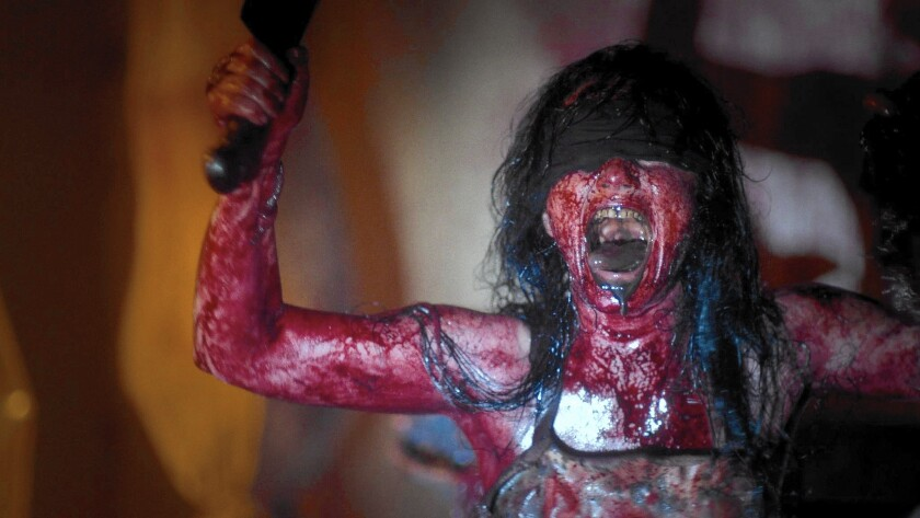 """""""Baskin"""" starts out as a cop thriller but turns into a gory horror film."""
