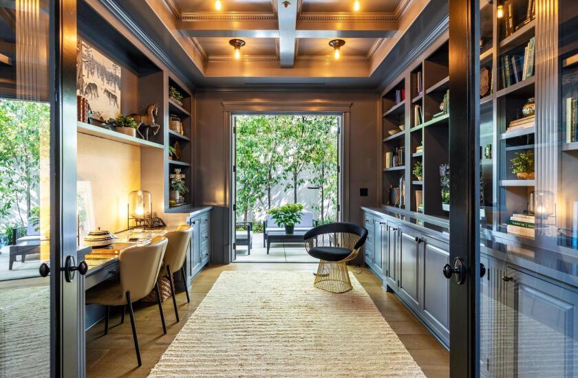 Phil Harvey's Brentwood home | Hot Property