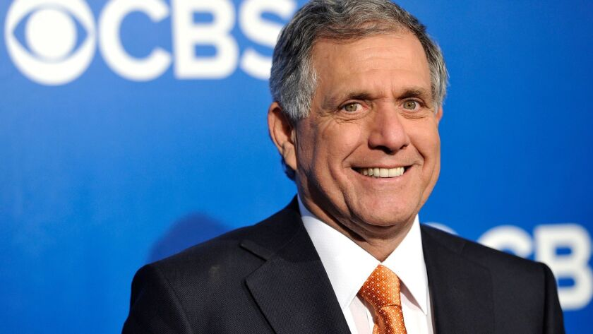 In its bid for Viacom, CBS stipulated that its chief executive, Leslie Moonves, shown in 2012, would run the combined company for at least two years.