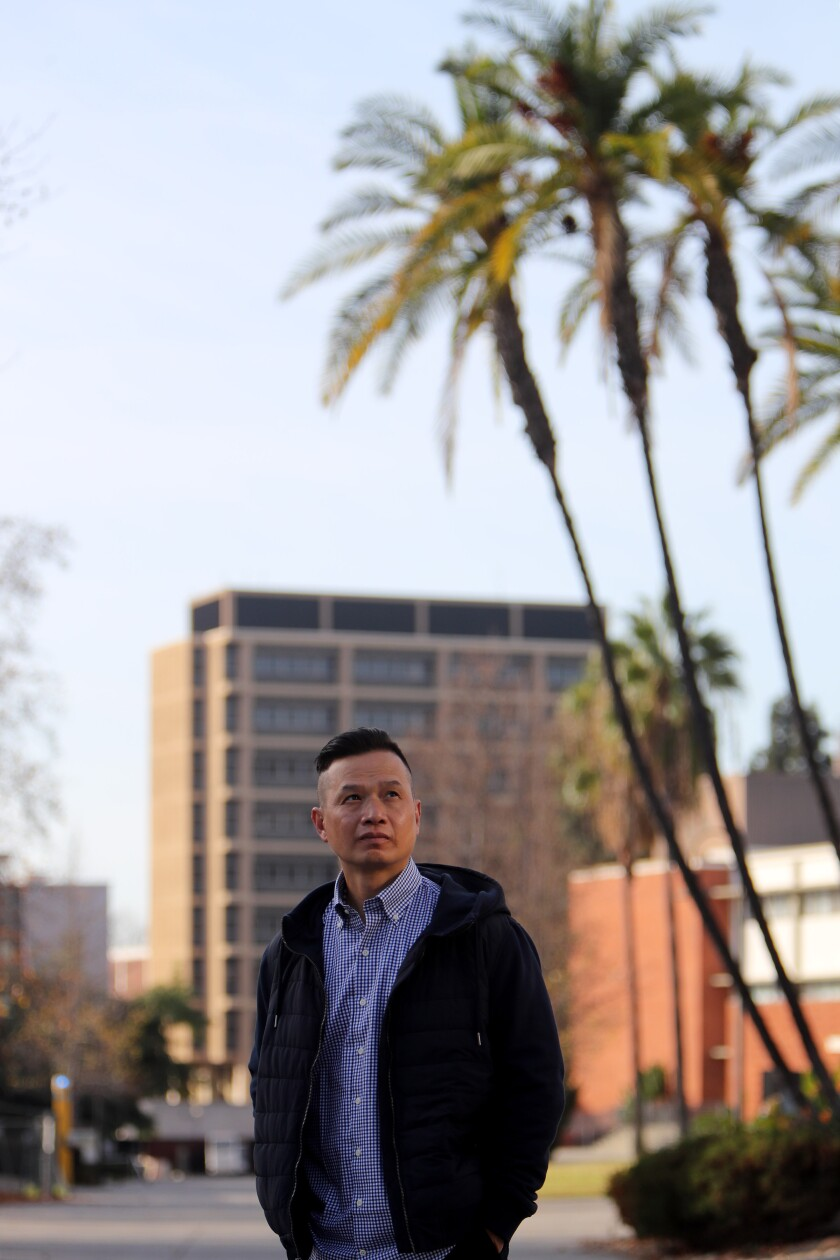 Tin Nguyen, 48 of Los Angeles