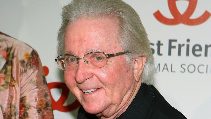 FILE - This Nov. 13, 2008 file photo shows actor Arte Johnson at the 15th Annual Lint Roller Party i