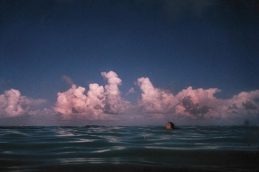 """""""No hay ballenas en una isla"""" es un proyecto autobiográfico"""