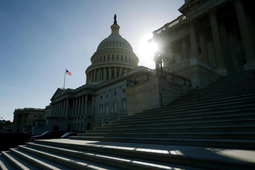 Vista de la sede del Capitolio en Washington, D.C. (EEUU). EFE/Archivo