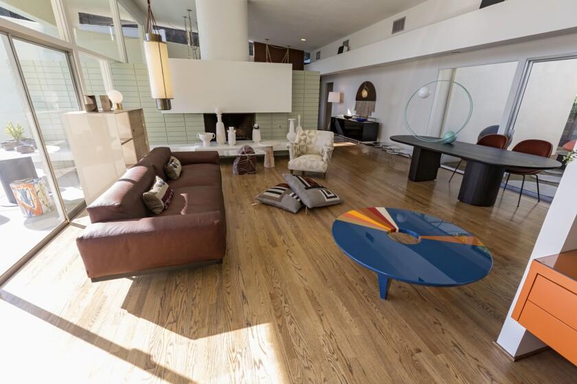 Casa Perfect, the Future Perfect's L.A. showroom