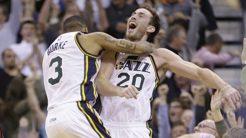 Trey Burke, Gordon Hayward