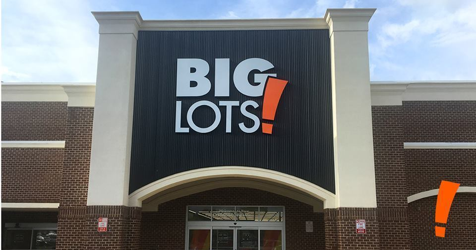 Big Lots! sells furniture, mattresses, home decor and sundry food items for cheap and reguarly offers 20 percent off coupons sent to your inbox if you sign up for emails. Join the free Big Rewards club and get $5-off coupons with three qualifying purchases. Locations and rewards.