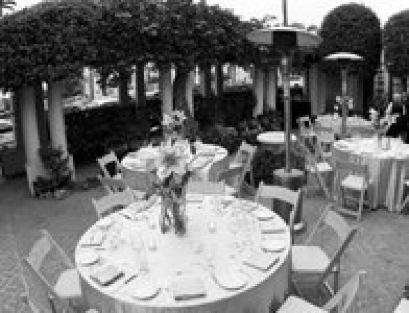 La Jolla Woman's Club is a well known venue for weddings and other events. Photo: lajollawomansclub.com