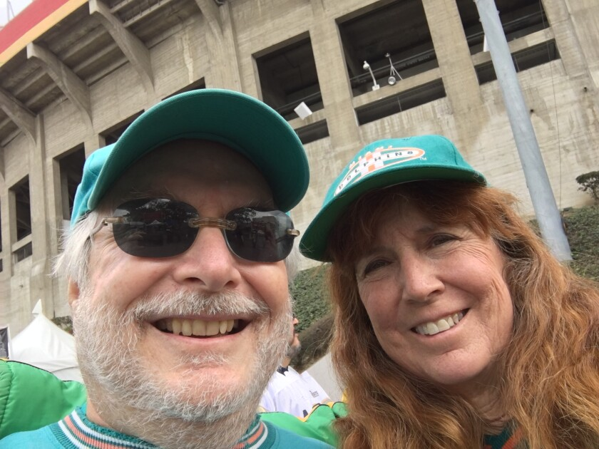 Larry and Lynne Lerner became sick in mid-March. Just days after their positive COVID-19 test results, Larry died from the virus.