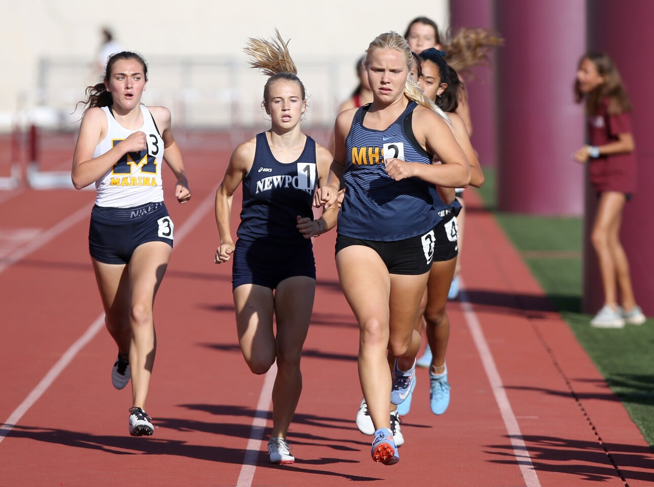 Photo Gallery: Wave League track and field finals