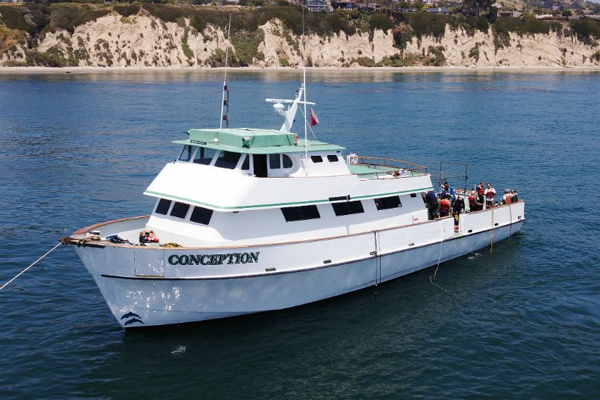 California dive boat owner asks judge to limit payouts to victims' families