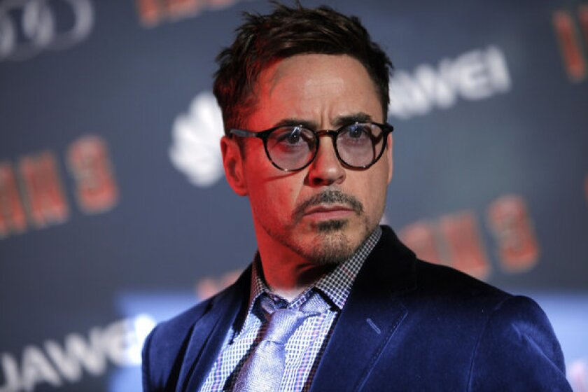 Regal pulls marketing materials for 'Iron Man 3'