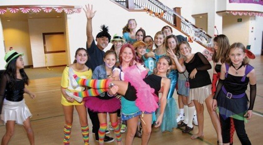 Rancho Santa Fe Middle School students (Photo: Jon Clark)