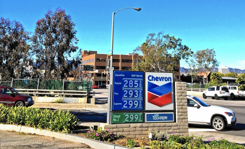 California gas prices usually start climbing in early to mid-February because of the state's early switch to the more expensive summer gasoline blend.